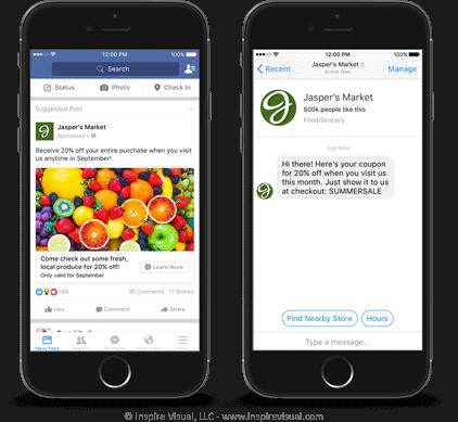 Facebook Advertiser Chat