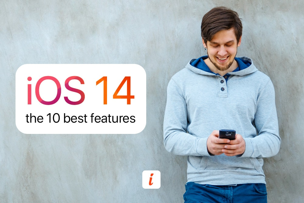 iOS 14 The 10 Best Features Image