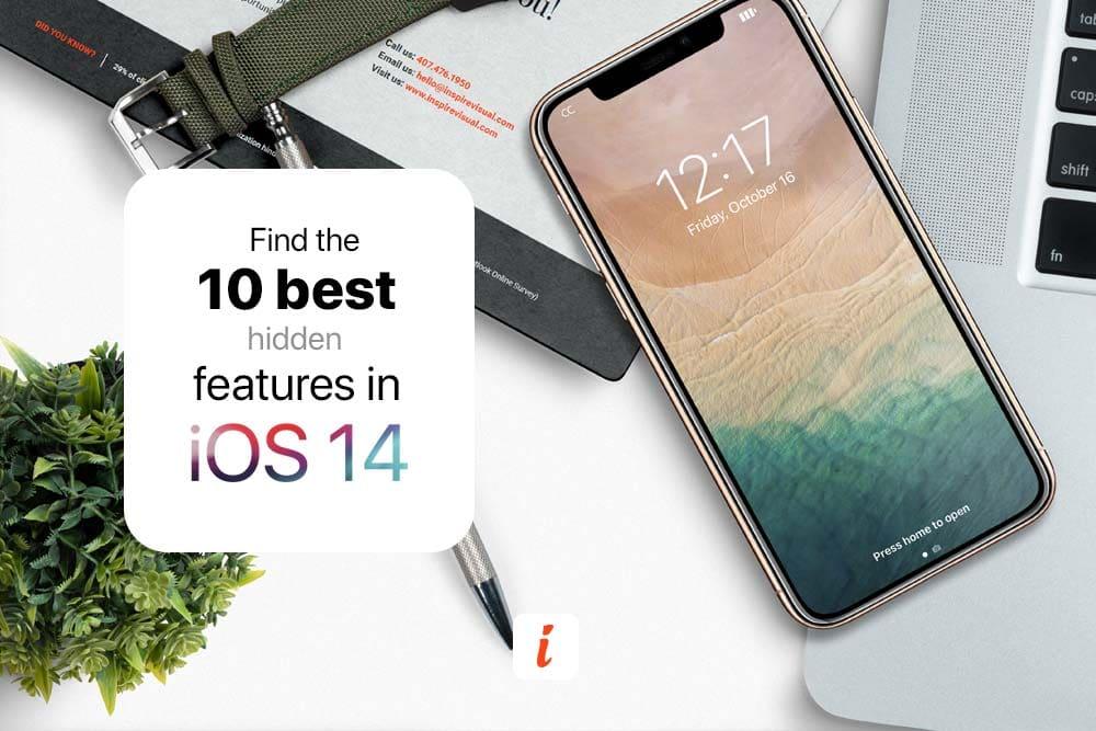Featured Image 10 Best Hidden iOS 14 Features