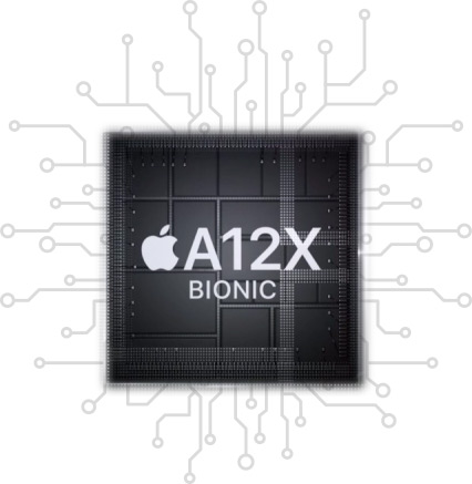 A12X Bionic Chipset