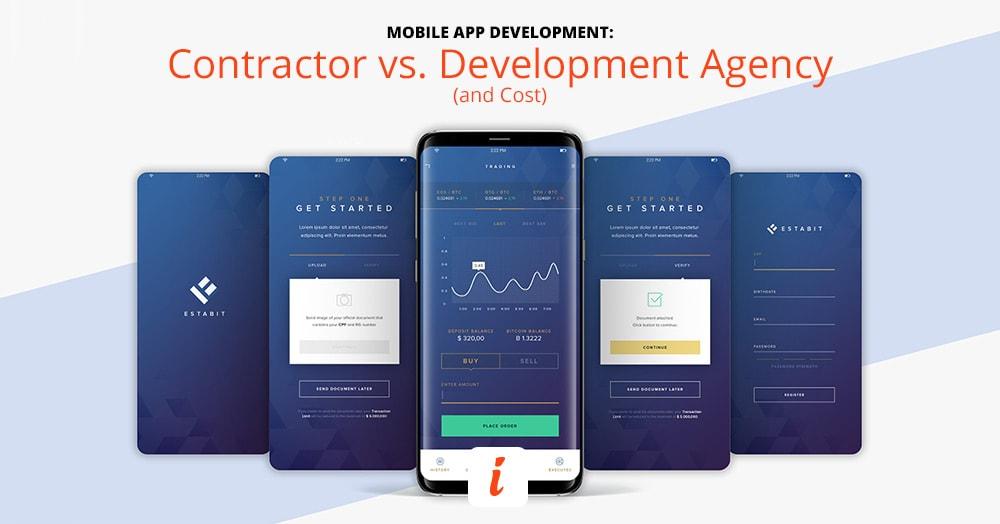Contractor vs Development Agency Image