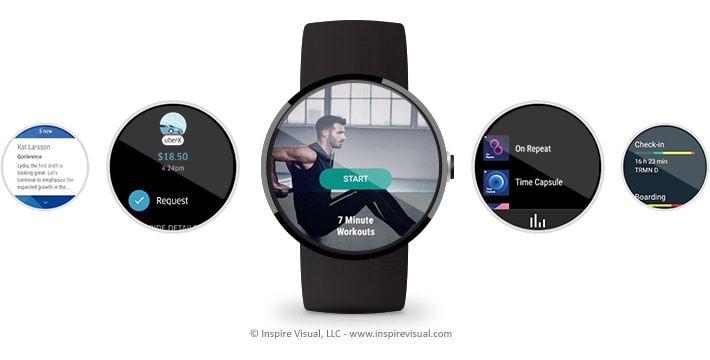 There are a lot of great apps already available for wearables. Yours could be next.