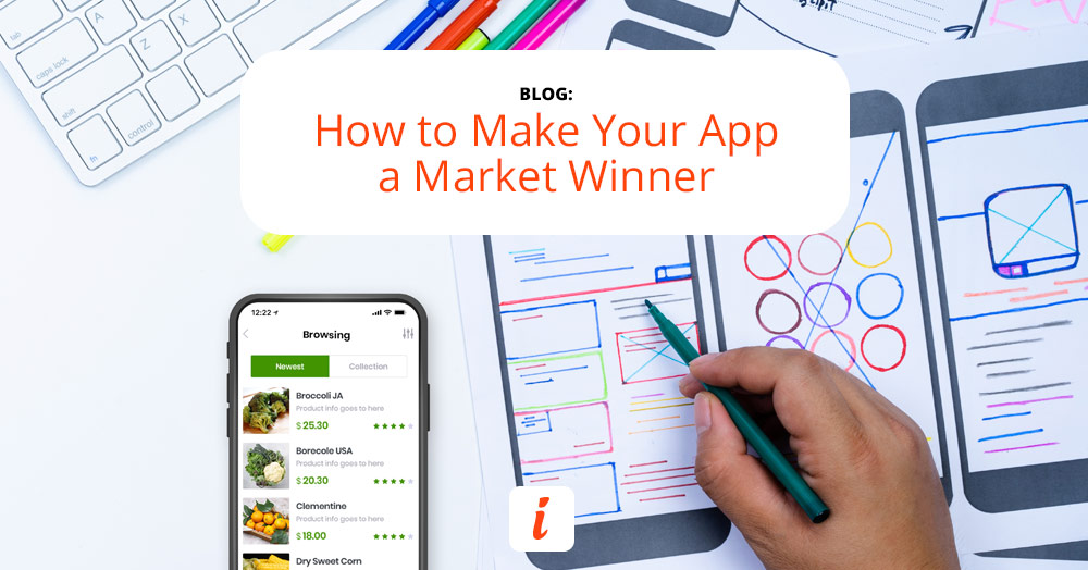 Learn how to get a leg up on your competitors app offerings.