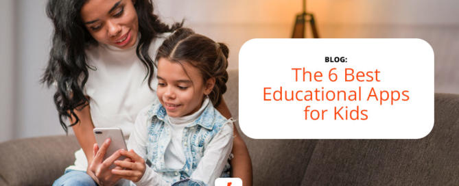 Support your child's learning by using 6 of the best educational apps right now.