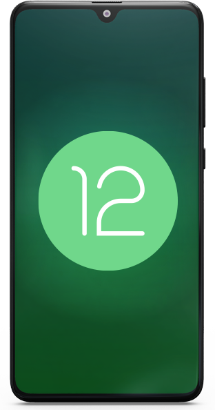 Take a look at all the great new features introduced in the Android 12 OS.