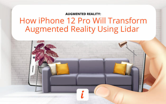 Find out what Apple's new iPhone 12 Pro can do for your augmented reality apps.