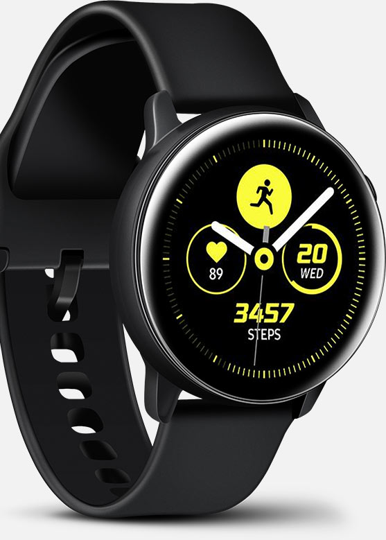Android Samsung Galaxy Watch App