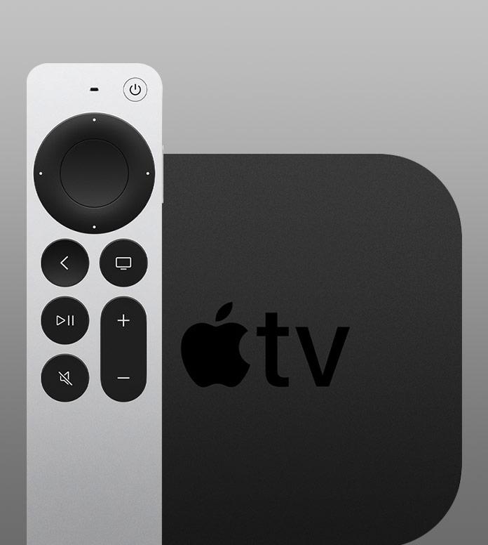 Apple TV example