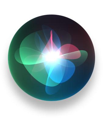 Virtual Assistant Siri in iOS 15