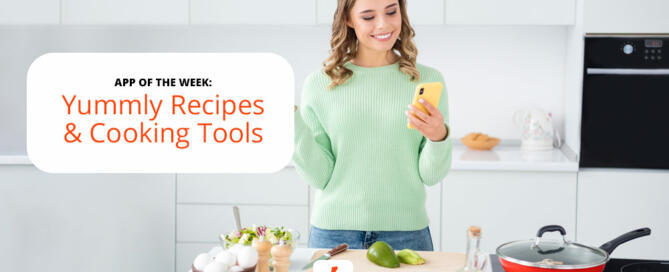 The Yummly app for Android and iOS is your cooking companion.