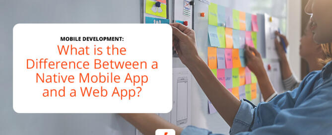 Find out how to differentiate native mobile apps from web apps.