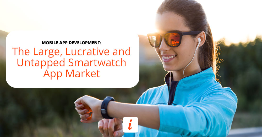 Smartwatch Wearables are here to stay.